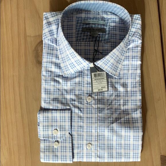 Johnston & Murphy Other - Men's Long Sleeve Button Down Shirt